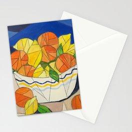 Orange&Lemon Stationery Cards