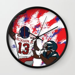 OBJ13 Wall Clock