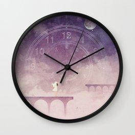 Time Portal Wall Clock