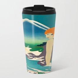 Vintage poster - Japan Travel Mug