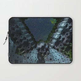 Fractalized Void Laptop Sleeve