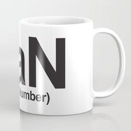 NaN (Not-A-Number) Coffee Mug