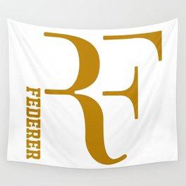 ROGER FEDERER Wall Tapestry