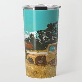 FIELD TRUCK Travel Mug