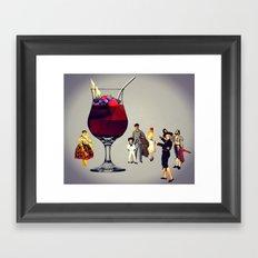 MixMotion: Cobbler Family Framed Art Print