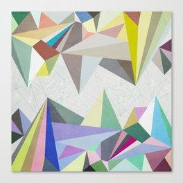 Colorflash 4 Canvas Print