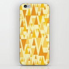 Love Triangle 1 iPhone & iPod Skin