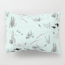 Ocean Pattern Pillow Sham