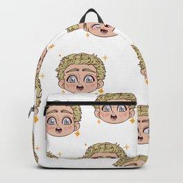 Aziraphel chibi Backpack