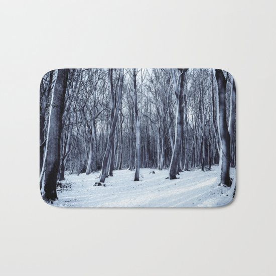 We Are The Trees Bath Mat