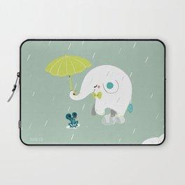 Rainy Elephant Laptop Sleeve