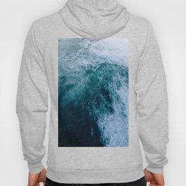 Crushing waves Ocean Hoody