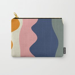 millennial color block Carry-All Pouch