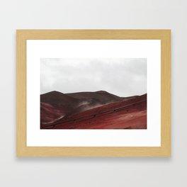 mystery Iceland Framed Art Print