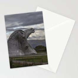 Strong. Stationery Cards