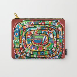Planet of all good people Carry-All Pouch