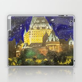 Chateau Frontenac Laptop & iPad Skin