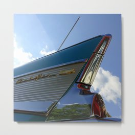 '57 Chevy Metal Print