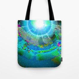 Mind Mosaic Tote Bag