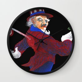 Unkie Samuel Wall Clock