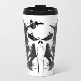 Hidden in Plain Sight Metal Travel Mug