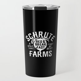 Bed Farms Travel Mug