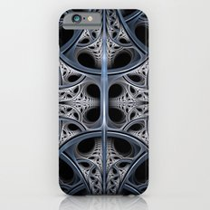 Skeletal Hall Fractal Art iPhone 6s Slim Case
