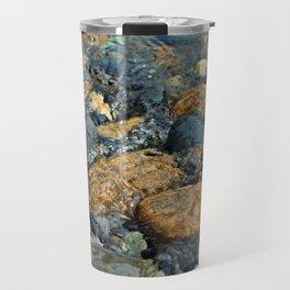 Wet Rocks Travel Mug
