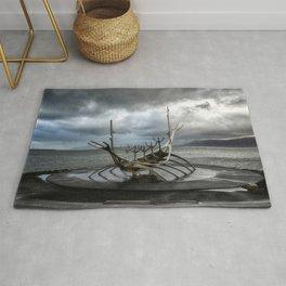 The Sun Voyager - Reykjavik Rug