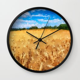 Landscape 07.01 Wall Clock