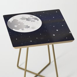 GIVE ME SOME SPACE Side Table