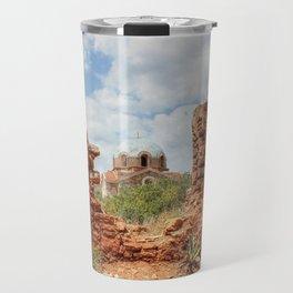 Ekklisia Agios Ioannis Prodromos Travel Mug