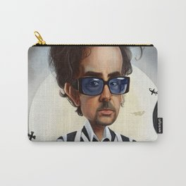 tim burton Carry-All Pouch