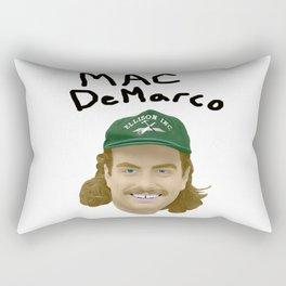 Mac DeMarco - Good Molestor 2 Rectangular Pillow