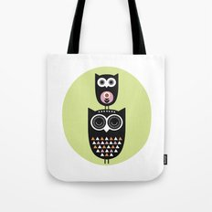 Owl nursery art Tote Bag