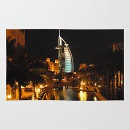 Burj Al Arab Hotel - Dubai Rug