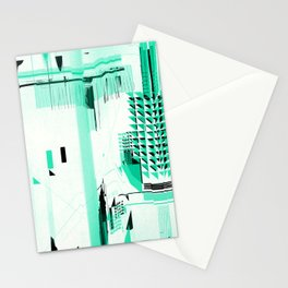 B_map Stationery Cards