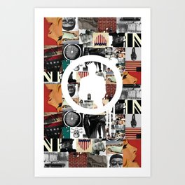 AMERCIAN EXCELLENCE Art Print