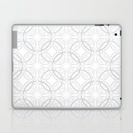 Rondo Grey Laptop & iPad Skin