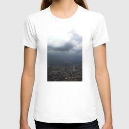 Rain Over Houston T-shirt