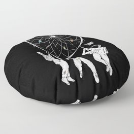 The Dreams We Have Floor Pillow