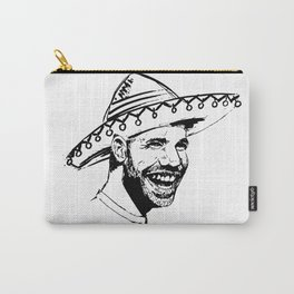 Drake in Sombrero Carry-All Pouch