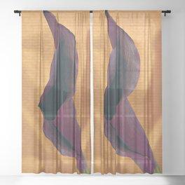 My Lily Sheer Curtain