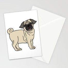 Pug-licious! Stationery Cards