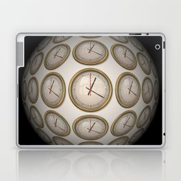 Time Time Time Laptop & iPad Skin