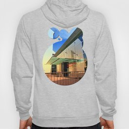 Archeology museum of Wels | architectural photography Hoody
