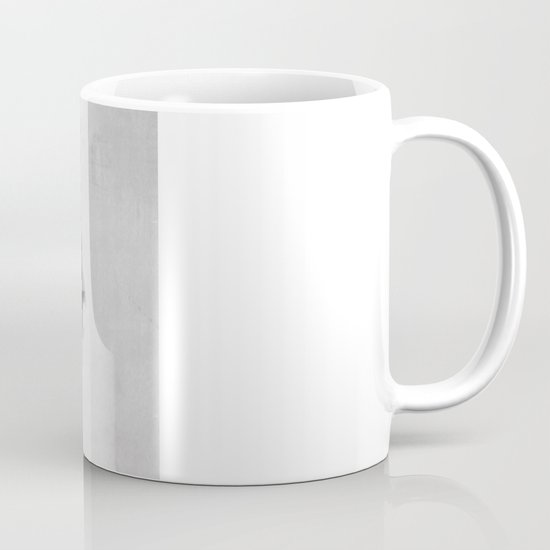 Abstraction Process Mug