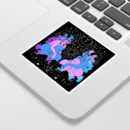 The Oracles Sticker