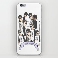 HARRY STYLES - HEAVEN IS A PLACE ON EARTH WITH YOU iPhone & iPod Skin