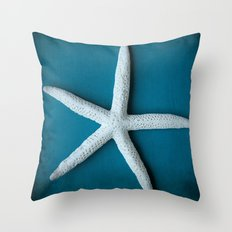 Sea Star II Throw Pillow